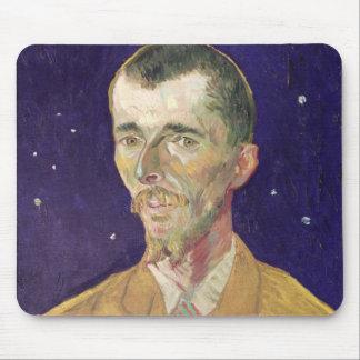 Tapis De Souris Portrait de Vincent van Gogh | d'Eugene Boch 1888