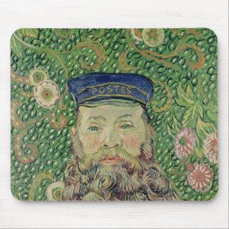 Tapis De Souris Portrait de Vincent van Gogh | du facteur