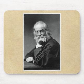 Tapis De Souris Portrait essentiel de Walt Whitman