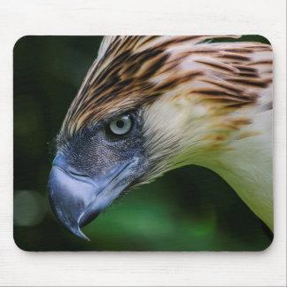 Tapis De Souris Portrait philippin d'Eagle