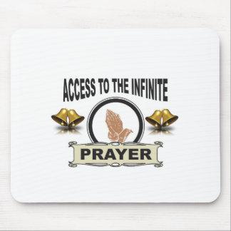 Tapis De Souris prière infinie d'accès