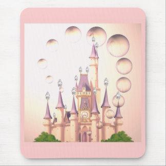 Tapis De Souris Princesse Castle Birthday Invitations de petite
