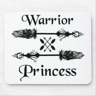 Tapis De Souris princesse de guerrier