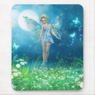 Tapis De Souris Princesse de papillon