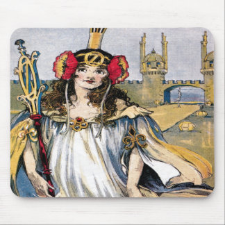 Tapis De Souris Princesse perdue d'once Mousepad