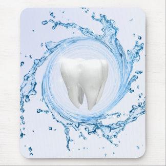 Tapis De Souris Professionnel médical de dent de dentiste -