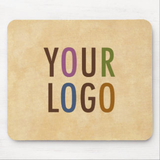 Tapis de souris promotionnel avec le logo de