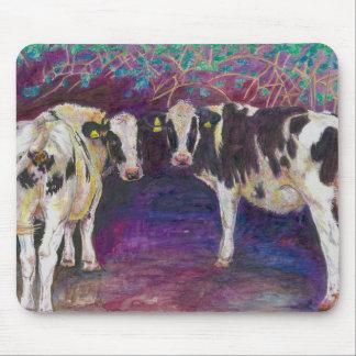 Tapis De Souris Protection des vaches 2011