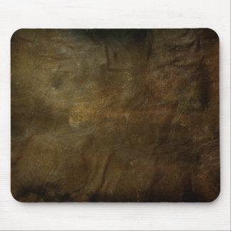 Tapis De Souris Protection en cuir de Brown