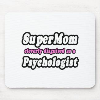Tapis De Souris Psychologue de SuperMom…