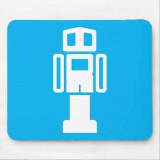 Tapis De Souris Puzzle frais Mousepad de robot