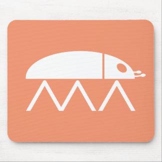 Tapis De Souris Puzzle Mousepad de scarabée de VW