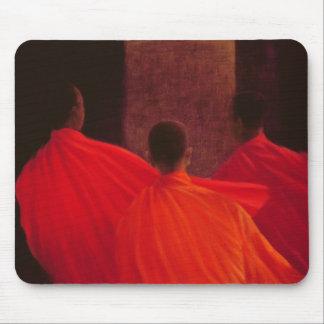 Tapis De Souris Quatre moines