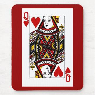 Tapis De Souris queen_of_hearts