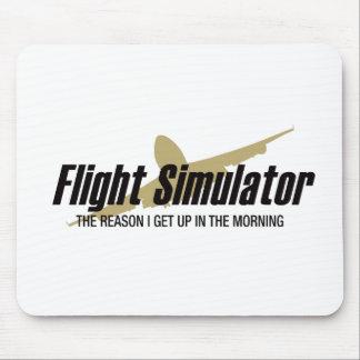 Tapis De Souris Raison de Flight Simulator que je me lève