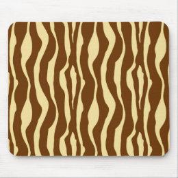 tapis de souris zebre personnalis s. Black Bedroom Furniture Sets. Home Design Ideas