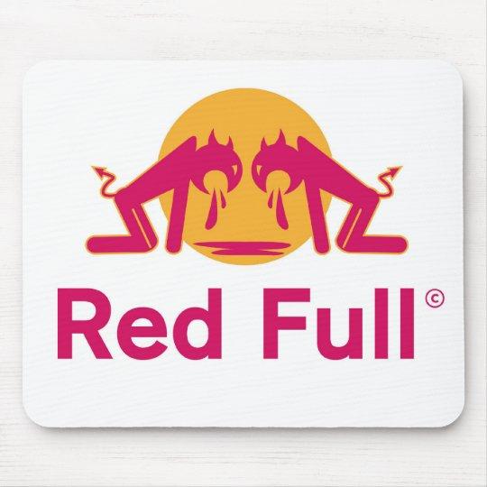 TAPIS DE SOURIS RED-BULL