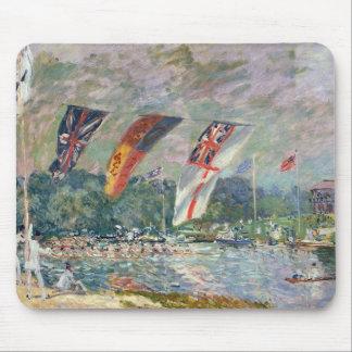 Tapis De Souris Régate d'Alfred Sisley   chez Molesey