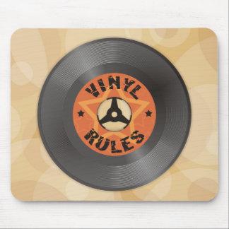 Tapis De Souris Règles de vinyle