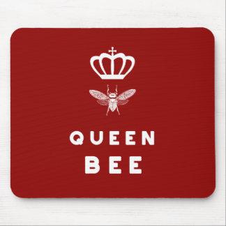 Tapis De Souris Reine des abeilles. Couronne. Énonciations