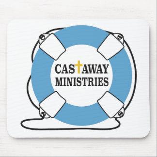 Tapis de souris rejeté de ministères