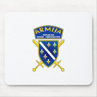 Tapis De Souris République Bosnie Hercegovina d'armée