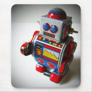 Tapis De Souris Rétro mousepad de robot