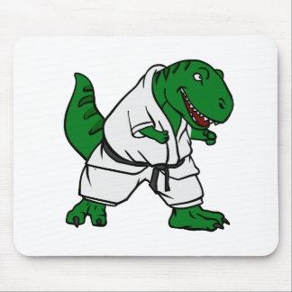 Tapis De Souris rex du karateca t