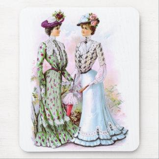 Tapis De Souris Robes 1901 de cru