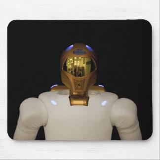 Tapis De Souris Robonaut 2, un adroit, hel d'astronaute de