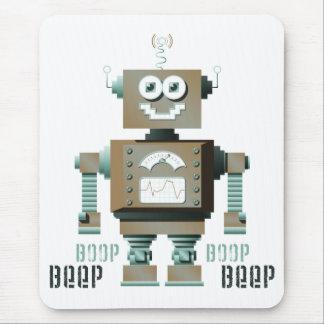 Tapis De Souris Robot Mousepad (lt) de jouet de signal sonore de