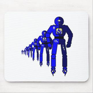 Tapis De Souris Robots de Fibonacci
