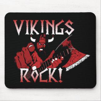 Tapis De Souris Roche Mousepad de Vikings