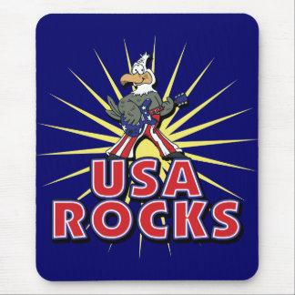 Tapis De Souris Roches Eagle des Etats-Unis