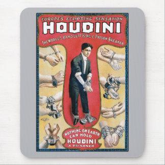 Tapis De Souris Roi de menotte de Houdini