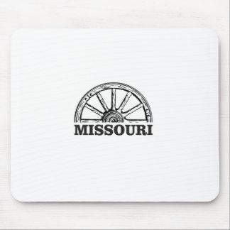 Tapis De Souris roues du Missouri