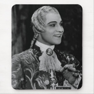 Tapis De Souris Rudolph Valentino