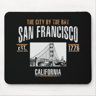 Tapis De Souris San Francisco