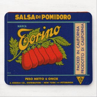 Tapis De Souris Sauce tomate de Torino salsa di pomodoro aka
