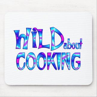 Tapis De Souris Sauvage au sujet de la cuisine