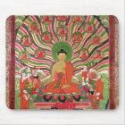 Tapis De Souris Scènes de la vie de Bouddha