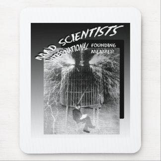Tapis De Souris Scientifiques fous Tesla International-Nicola