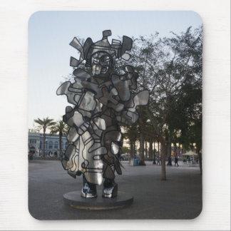 Tapis De Souris Sculpture #2 Mousepad de San Francisco