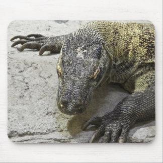 Tapis De Souris Série animale de Mousepad - dragon de Komodo