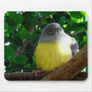 Tapis De Souris Série animale de Mousepad - oiseau potelé