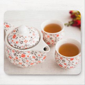 Tapis De Souris Service à thé en céramique