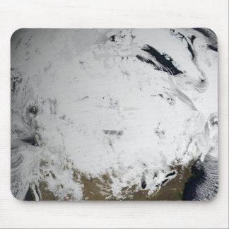 Tapis De Souris Simulation de nuage d'un seul jour 2