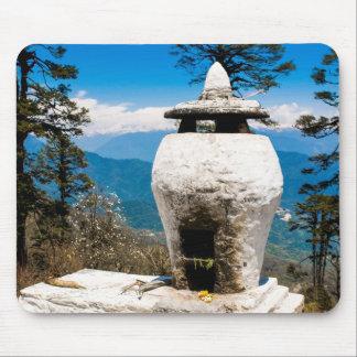 Tapis De Souris Site bouddhiste de culte