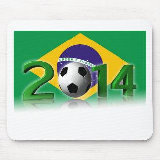 Tapis De Souris Soccer World Cup 2014