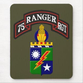 Tapis De Souris soixante-quinzième Régiment de Rangers